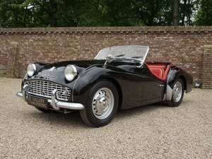 Picture of 1960 Triumph TR3A For Sale