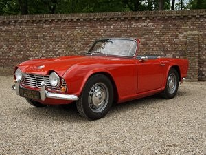 Picture of 1962 TRiumph TR4 For Sale