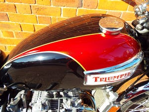 1973 Triumph Trident T150v For Sale (picture 3 of 6)