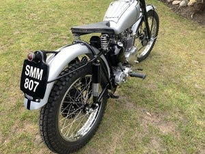 1951 TRIUMPH TROPHY TR5 Famous Rider/Owner 07957 575 575 For Sale (picture 6 of 12)