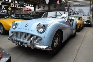 Picture of Triumph TR3A 1959 For Sale