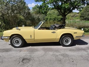 Picture of 1973 TRIUMPH SPITFIRE MK IV ~ BEAUTIFUL PAINT ~ S/S EXHAUST SOLD