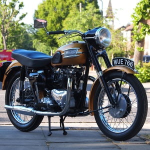Picture of 1957 Triumph 6T Thunderbird 650cc  RESERVED FOR MICHAEL. SOLD