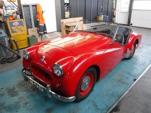 Picture of Triumph TR2 1955 For Sale