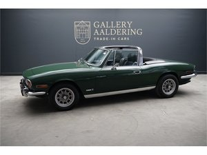 Picture of 1971 Triumph Stag hardtop, manual gearbox For Sale