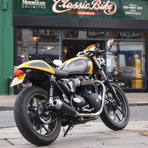Picture of 2017 Triumph Street Cup 900 Cafe Racer, SOLD TO STEVE. SOLD