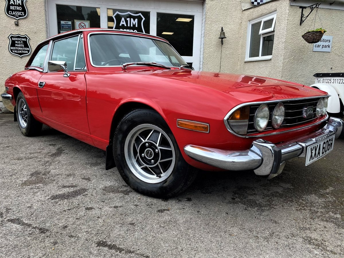 1973 1974 Triumph Stag - Good Condition For Sale (picture 1 of 6)