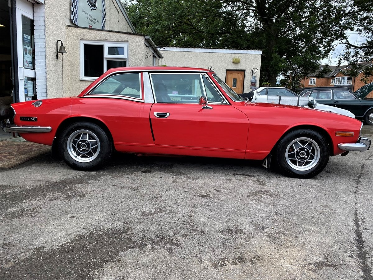 1973 1974 Triumph Stag - Good Condition For Sale (picture 3 of 6)