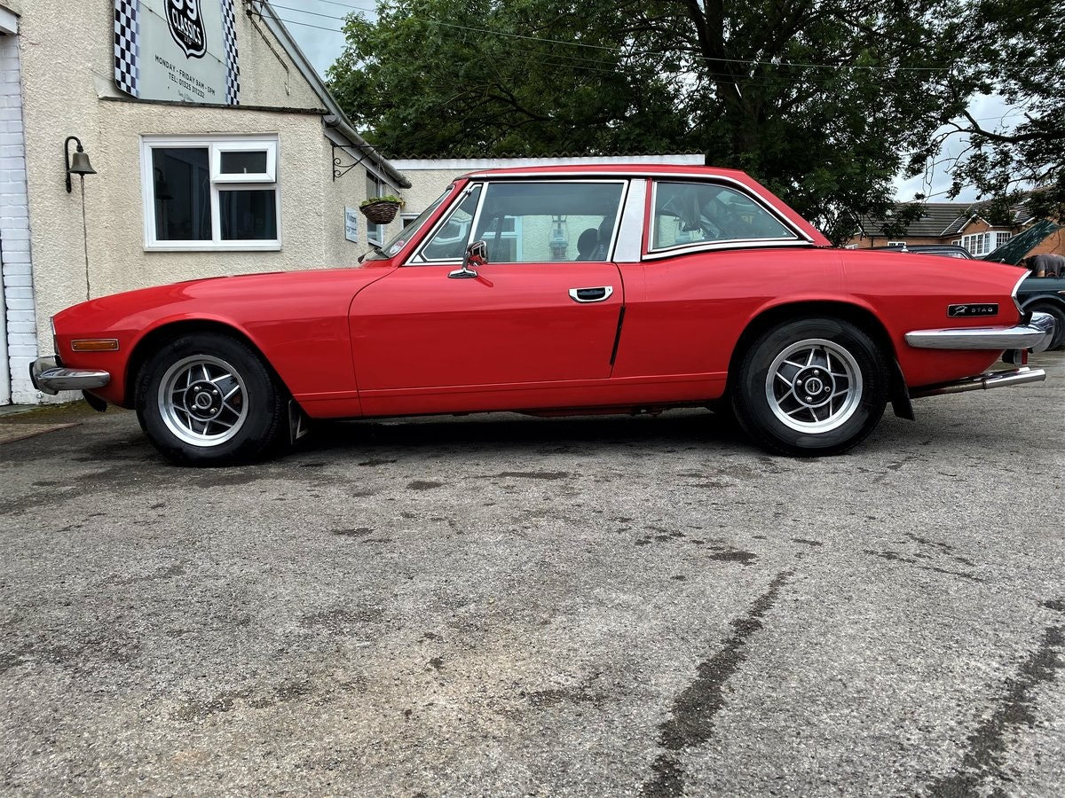 1973 1974 Triumph Stag - Good Condition For Sale (picture 4 of 6)
