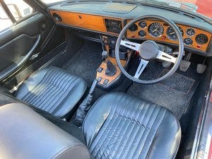 1974 Triumph stag v8 3.0 hard top manual For Sale (picture 2 of 12)