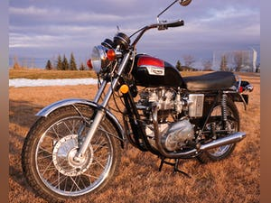 1972 Rescued Triumph T120 V, # matching with Title For Sale (picture 1 of 6)