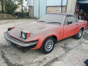 Picture of 1980 TR7 / TR8 conversion Convertible Barn Find SOLD