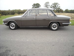 Picture of 1972 TRIUMPH 2500 PI AUTO ONE OWNER 51892 MILES SOLD