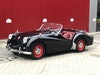 Very nice Triumph TR2 Long Door with Overdrive