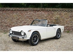 Picture of 1968 Triumph TR250 Highly original, verry well maintained For Sale