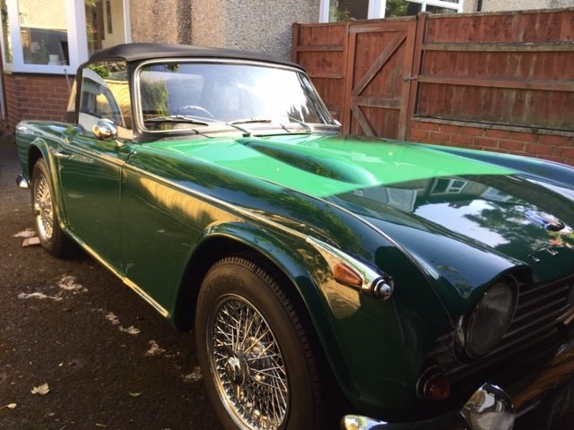 1967 Triumph Sports Cars Wanted For Sale (picture 1 of 1)