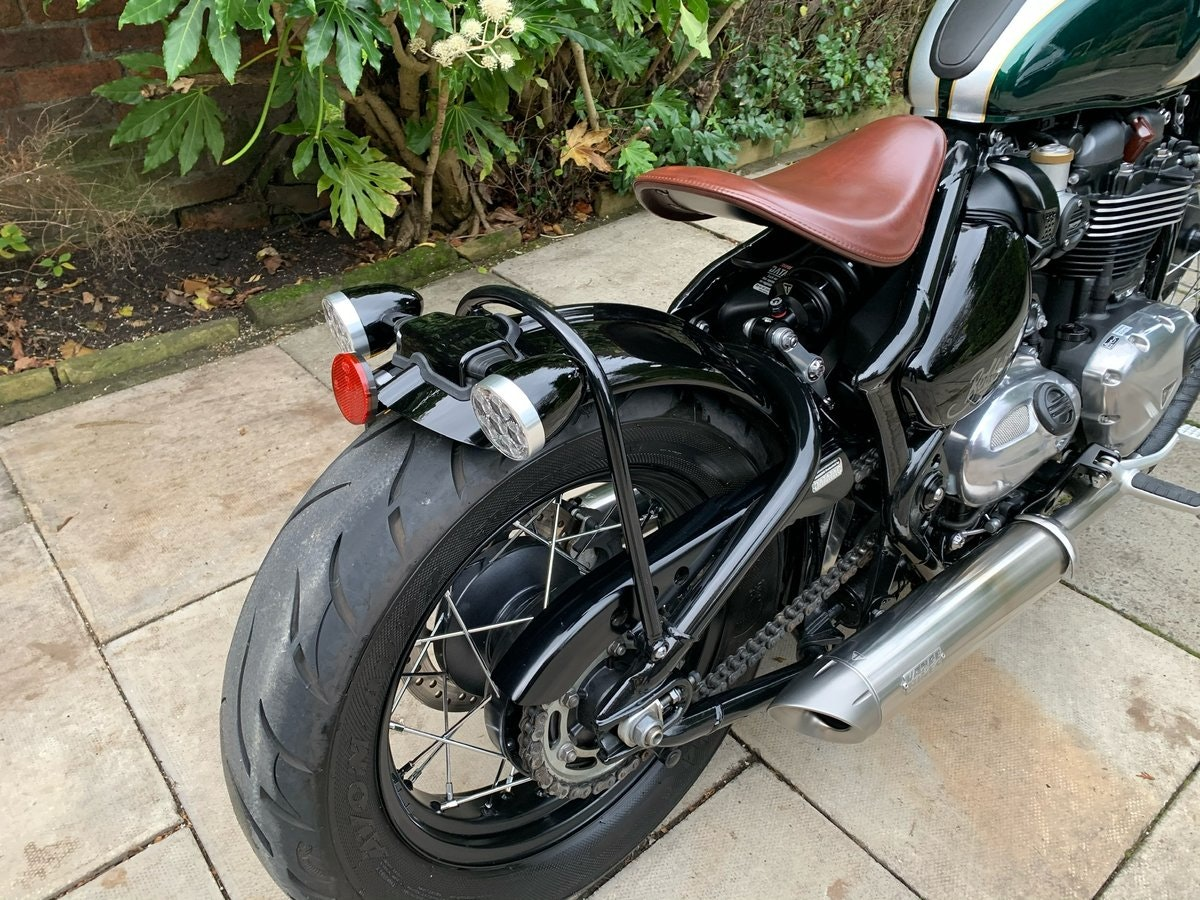 2017 Triumph Bobber 1200, £££ Of Extras, Stunning SOLD (picture 5 of 6)