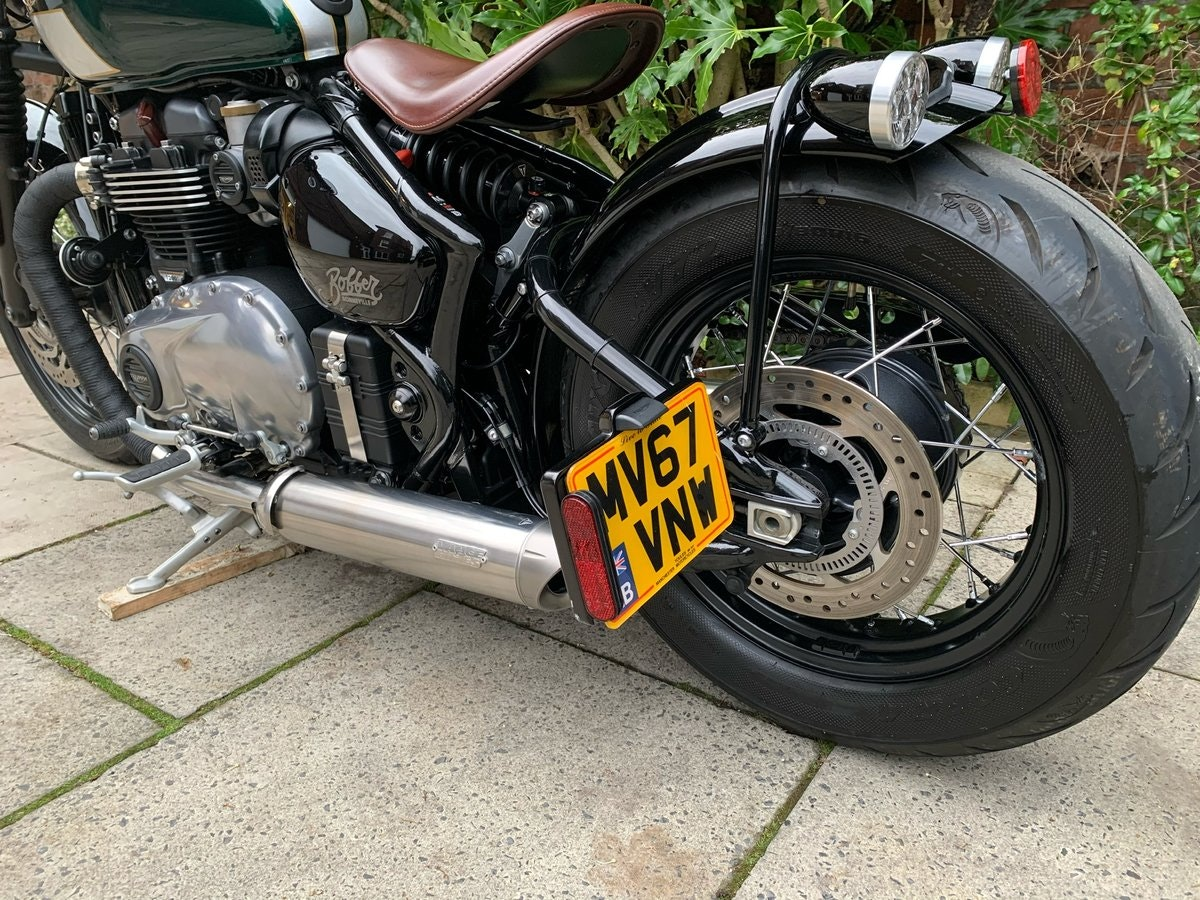 2017 Triumph Bobber 1200, £££ Of Extras, Stunning SOLD (picture 6 of 6)