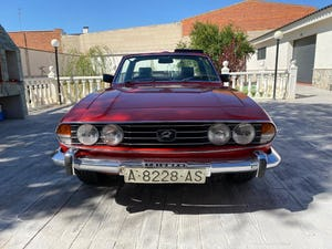 1974 Triumph stag v8 3.0 hard top manual For Sale (picture 12 of 12)