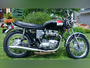 1972 Rescued Triumph T120 V, # matching with Title For Sale (picture 2 of 6)