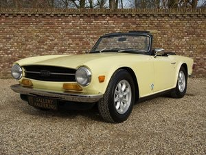 Picture of 1971 TRIUMPH TR6 OVERDRIVE, HIGHLY ORIGINAL For Sale
