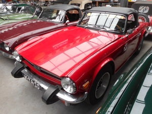 Picture of Triumph TR6 6 cyl. 1975 For Sale