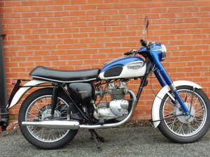 Picture of Triumph Twenty One 3TA  350cc  1967 Matching Numbers For Sale