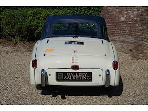 1954 Triumph TR2 Very well maintained, recent Mille Miglia compet For Sale (picture 6 of 6)