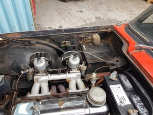 1963 Triumph TR4 LHD good condition For Sale (picture 8 of 8)