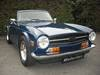 Picture of 1974 TR6 WE WANT TO BUY YOUR TRIUMPH