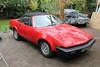 Picture of 1982 TRIUMPH TR7 CONVERTIBLE , RED SOLD