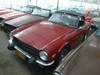 Picture of 1969 Triumph TR6 with Surrey top For Sale