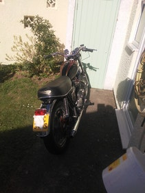 Picture of 1977 Triumph bonneville T140 V American Spec For Sale