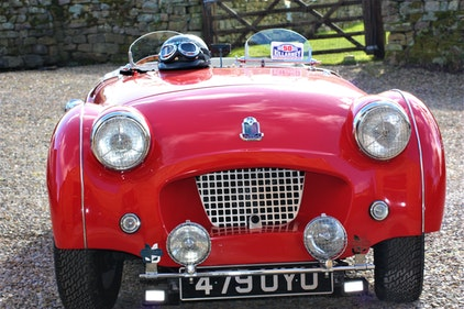 Picture of 1954 Rare....Lightweight TR2 fast road sports car. For Sale