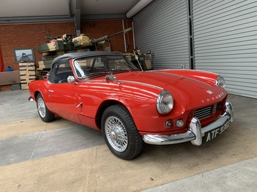 Picture of 1968 Triumph Spitfire MK 2: low miles Fully Restored For Sale