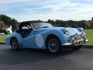 1960 Triumph TR3a rally car - fast, great fun, proven winner. For Sale (picture 2 of 12)