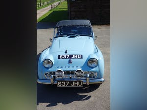 1960 Triumph TR3a rally car - fast, great fun, proven winner. For Sale (picture 5 of 12)