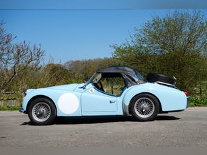 1960 Triumph TR3a rally car - fast, great fun, proven winner. For Sale (picture 6 of 12)