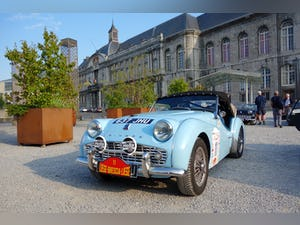 1960 Triumph TR3a rally car - fast, great fun, proven winner. For Sale (picture 8 of 12)
