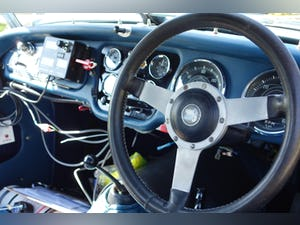 1960 Triumph TR3a rally car - fast, great fun, proven winner. For Sale (picture 9 of 12)