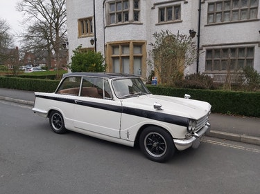 Picture of 1969 Triumph Vitesse MK11 with overdrive For Sale