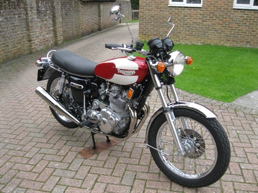 Picture of 1975 Triumph Trident T160V For Sale