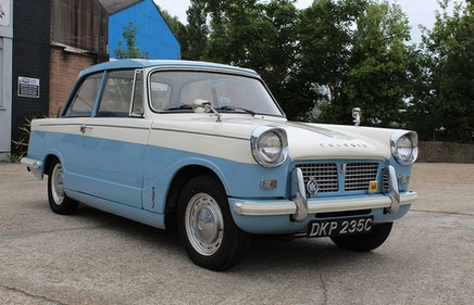 Picture of 1965 TRIUMPH HERALD 1200 saloon classic car For Sale