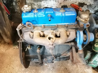 Picture of 1966 Triumph herald with extras For Sale