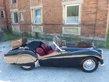 Picture of 1957 TR3 Smallmouth with Spats and much more.. For Sale