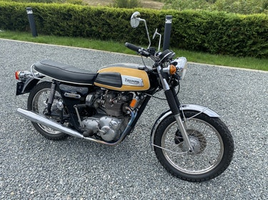 Picture of 1976 Stunning Triumph Trident T150v For Sale