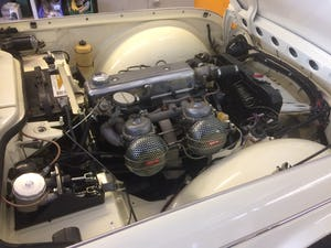1965 Triumph TR4A IRS For Sale (picture 10 of 11)