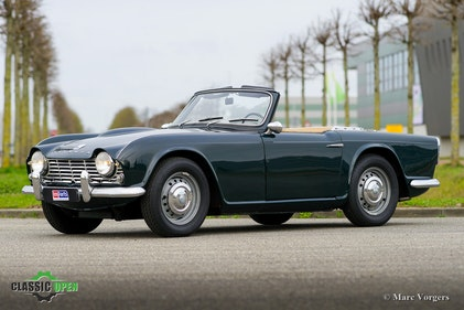 Picture of Very nice Triumph TR4 (LHD) 1962 For Sale