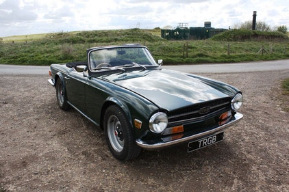 Picture of TR6 1970 150 BHP CAR WITH OVERDRIVE For Sale