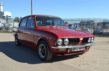 Picture of 1980 TRIUMPH DOLOMITE V8 For Sale by Auction
